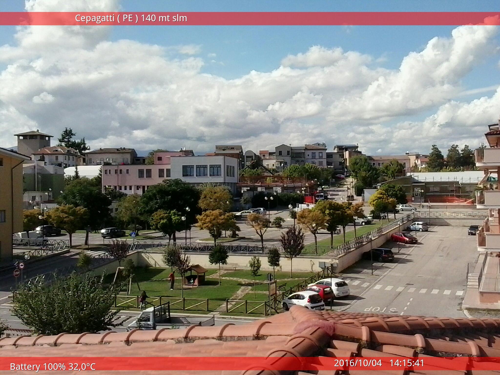 webcam Cepagatti (PE)
